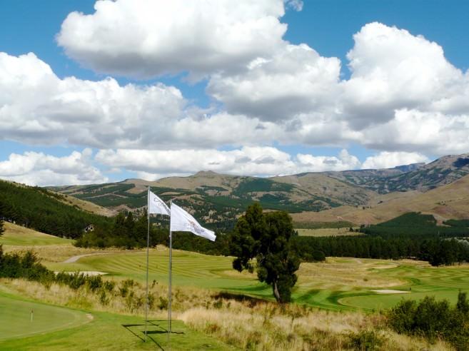 Chapelco Golf Club Patagonia Argentina