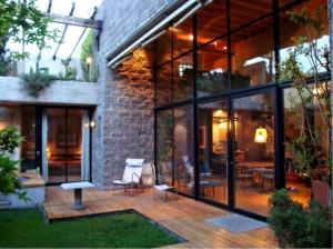 Luxury house jacuzzi & garden in Mendoza