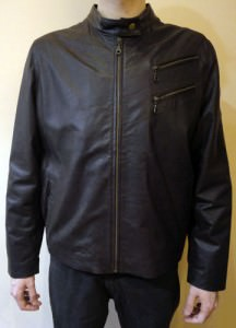 Bettina Rizzi leather jacket