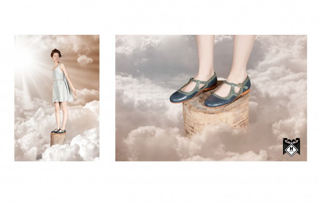Hermanas Aguila shoes
