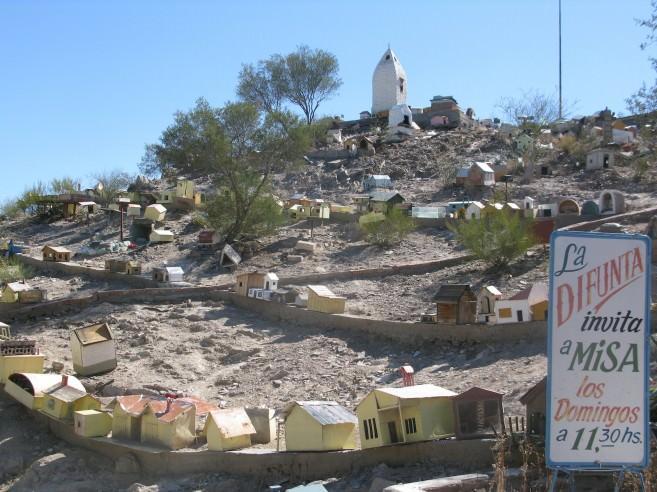 Difunta Correa shrine