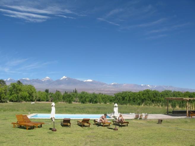 La Querencia Barreal San Juan Argentina