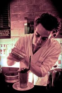 Torino Julep at Gran Bar Danzon