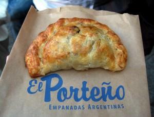 Empanada El Porteño San Francisco