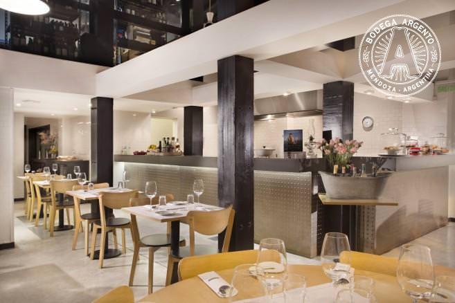 María Antonieta Restaurant in Mendoza