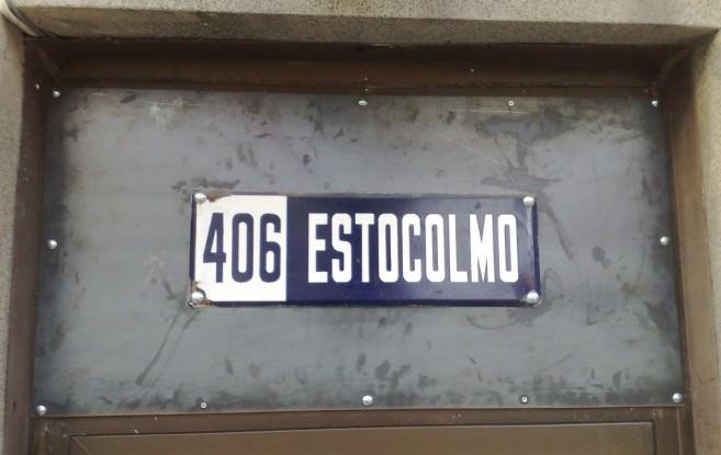 406 Estocolmo Stockholm
