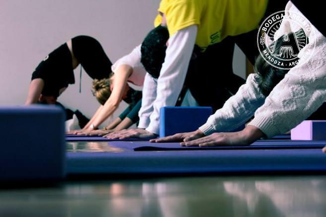 Buena Onda Yoga; photo courtesy of Livia de Castro