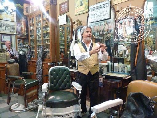Barbería La Época