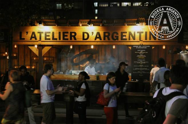 L'Atelier D'Argentine parrilla in Montreal