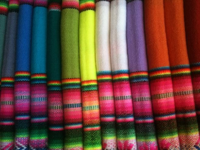 Textiles in Humahuaca