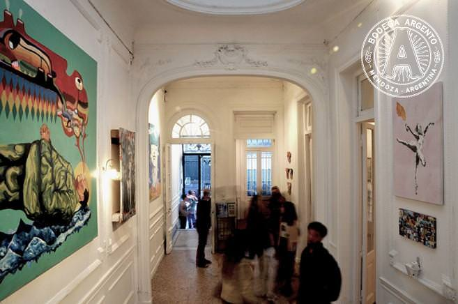 UNION Gallery in San Telmo; photo by Alex Bates