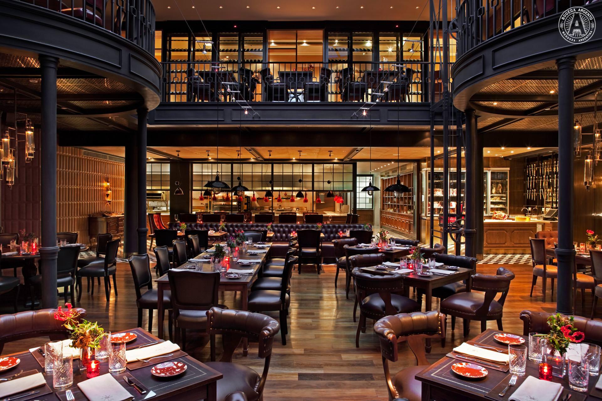 Elena restaurant (photo courtesy of The Four Seasons)