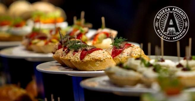 Pintxos (photo courtesy of Sagardi)