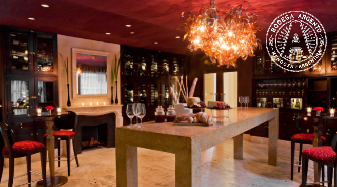 Vinoteca (photo courtesy of the Park Hyatt)