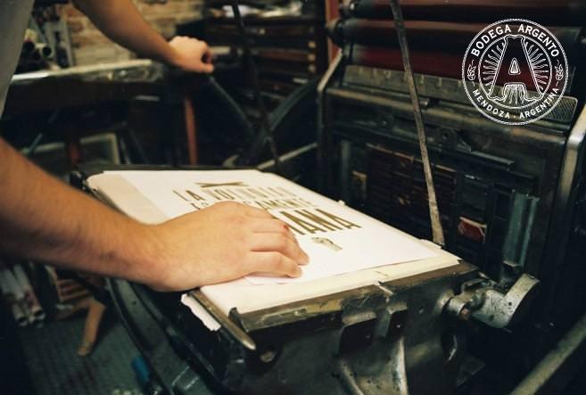 Printmaking at Prensa la Libertad