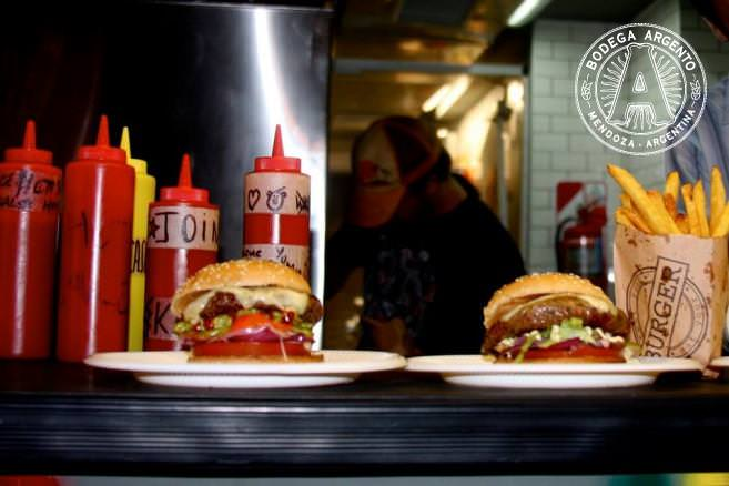 Classic Burger Joint Palermo