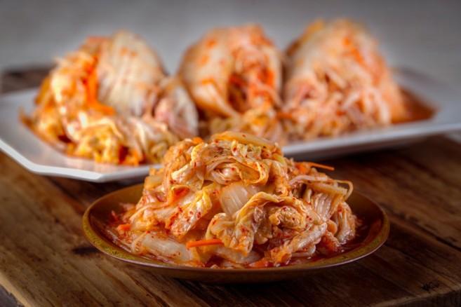 kimchi tradicional