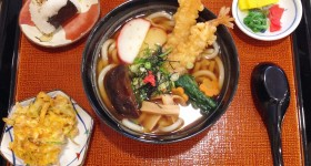 UDON spread at NCJ
