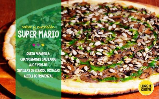 Pizza Vegana Mario