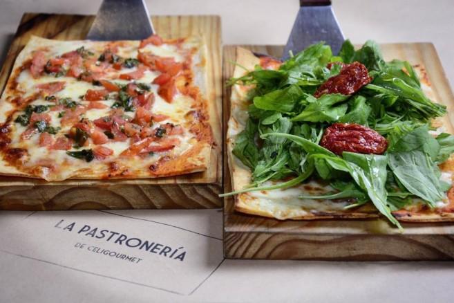 Pizzas La Pastroneria