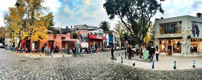 palermo gurruchaga y costa rica by Loving Buenos Aires